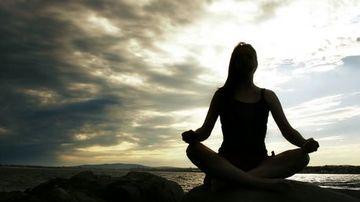 5 minute de meditatie!