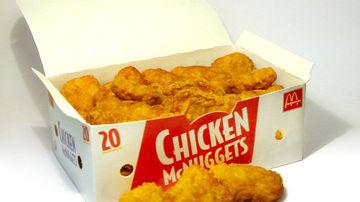 Ingredientele din Chicken McNuggets:mit sau realitate?