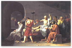 Socrate si barfa