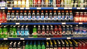 Totul despre bauturile racoritoare: conservanti, coloranti, e-uri, zaharuri si aspartam!