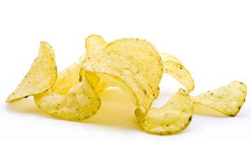 Chipsuri de cartofi, E-uri, grasimi, sare, calorii si acrilamida!