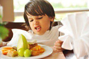 Mancarea la varsta copilariei