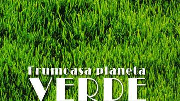 Frumoasa planeta verde