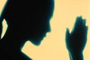 femeie rugaciunea