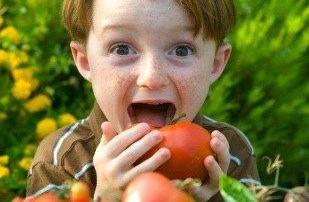 Inspiratie la 11 ani: Ce este in neregula cu hrana noastra?