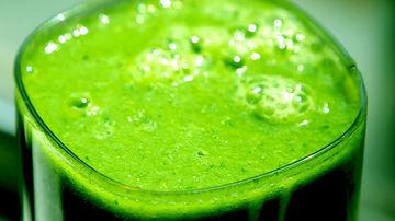 Smoothie verde: secretul naturii