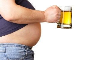...consumul de alcool ingrasa?