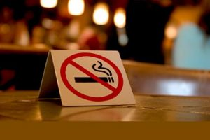 interzis la fumat