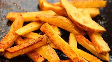 Cartofii prajiti, un dezastru pentru sanatatea ta
