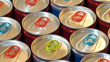 Pericolul consumului de bauturi energizante