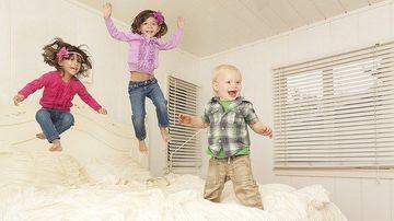 Fara sa iti dai seama poti opri miscarea sistemului limfatic a copiilor tai