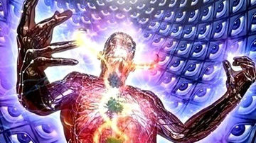 Biofotoni: corpul uman emite lumina, comunica prin lumina si este facut din lumina