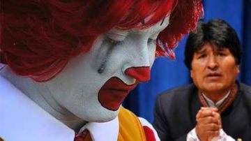 Bolivia: o tara fara nici un McDonald's