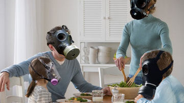 11 surse periculoase de poluare a aerului la interior