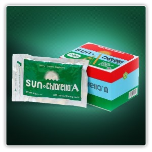 sun-chlorella-300-tablete