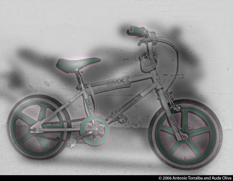 motocicleta bicicleta grupare perceptuala