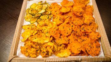 Chipsuri sanatoase de legume