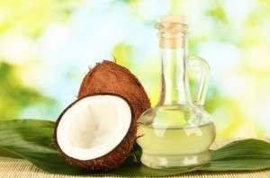 ulei de nuca de cocos