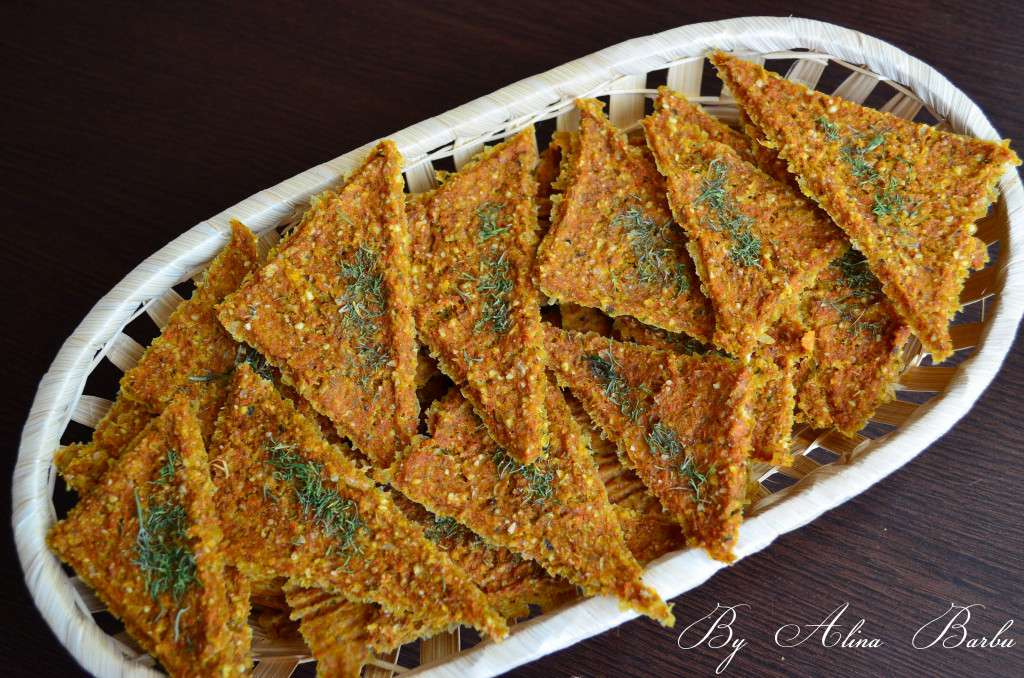 crackersi cu porumb