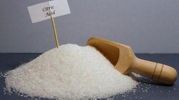 Acidul citric: ingredientul gasit in aproape fiecare produs alimentar pe care il cumperi