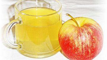 Otet din cidru de mere, un leac eficient pentru acnee