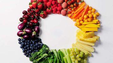 5 culori ale alimentelor care lupta impotriva cancerului