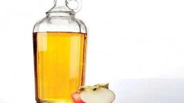 Utilizari ale otetului de mere pentru frumusete