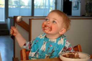 alimentatia la copii