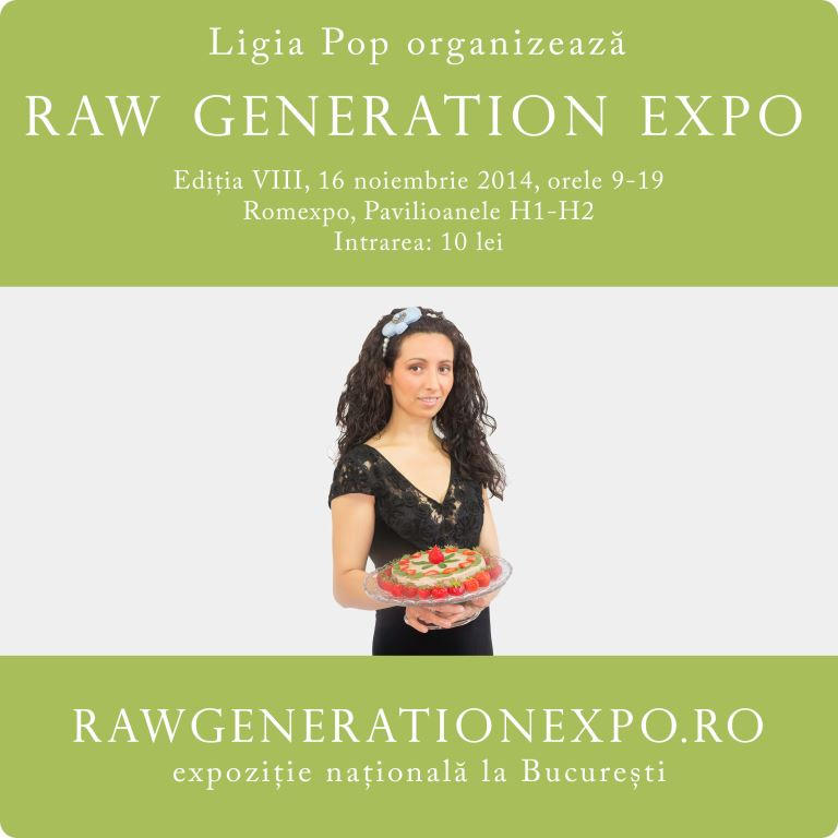 ligia pop - raw generation