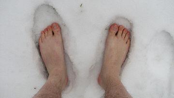 De ce frigul este bun pentru tine!