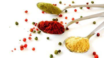 Condimente si mirodenii ce ar putea vindeca inflamatiile