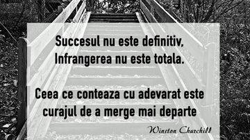 Succesul in viata este o calatorie, nu o destinatie