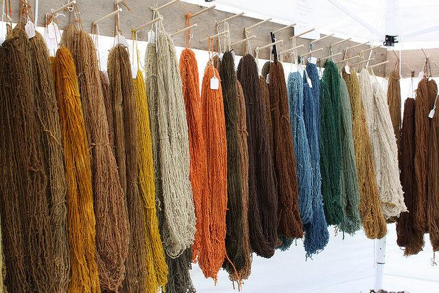 fibre organice