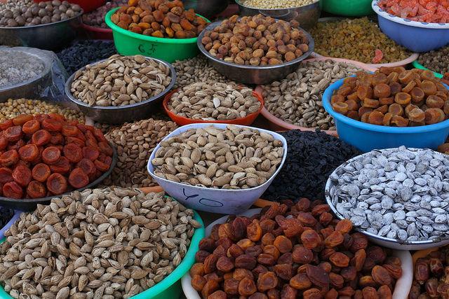 nucile si semintele