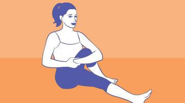 4 exercitii pentru ameliorarea durerilor de sciatica