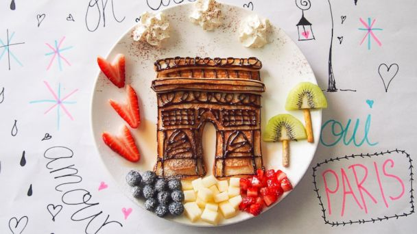 creativitate cu fructe si legume