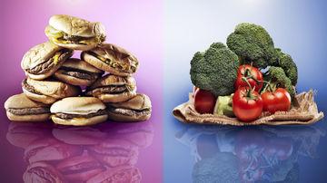Diferenta dintre 'a simti foame' si 'a-ti fi pofta'