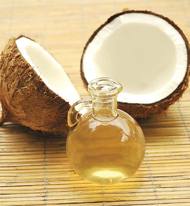 clatirea cu ulei de cocos