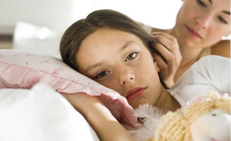 infectie ureche copii