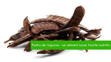 Pudra de roscove:un aliment delicios de sanatos