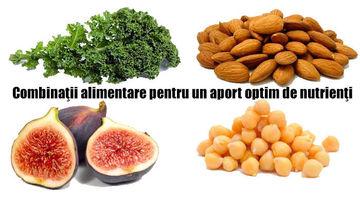 Cum sa combini alimentele pentru a mari aportul de nutrienti