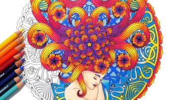 Cartile de colorat ajuta adultii sa gestioneze stresul