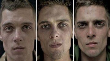 Soldati fotografiati inainte, in timpul si dupa terminarea razboiului. Rezultatele sunt impresionante.