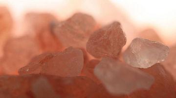Efectul vindecator al cristalelor de sare de Himalaya