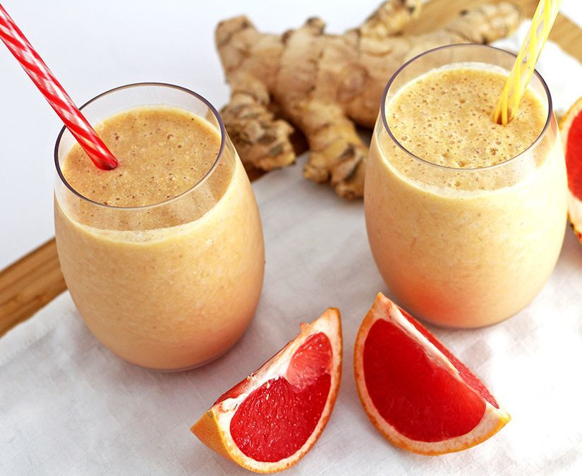 smoothie antioxidant