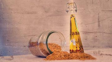 Uleiul de susan, un remarcabil agent de detoxifiere si vindecare