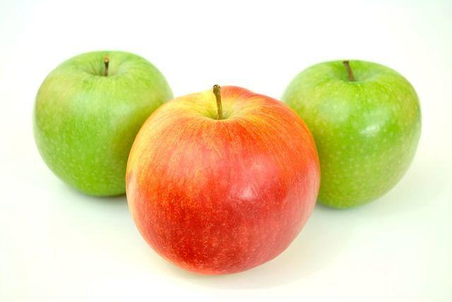 remediu pe baza de mere