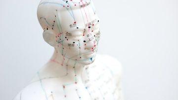 Stiinta recunoaste existenta punctelor pe meridianele energetice ale corpului uman