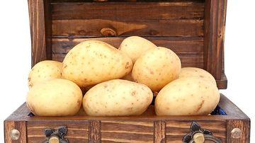 Iata ce poate face un cartof crud pentru riduri si pielea iritata