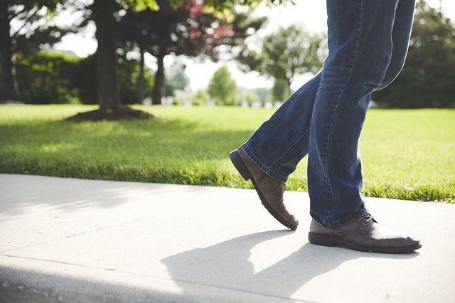 plimbare in aer liber beneficii